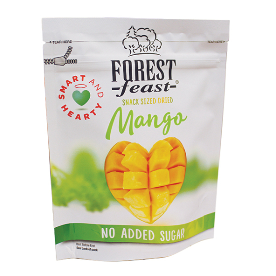 *SMART AND HEARTY MANGO 12X130G